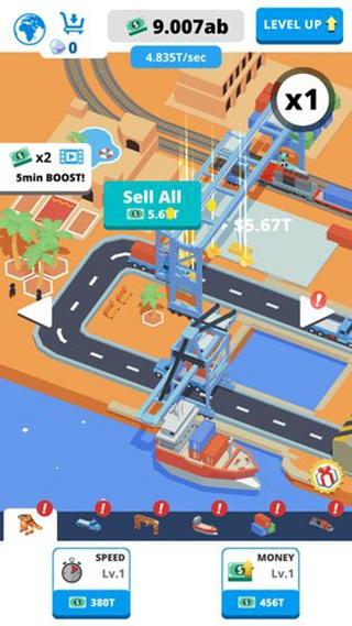 放置港口大亨截图1