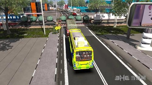 巴士模�M器游�蚪�D1
