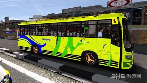 巴士模�M器游�蚪�D4