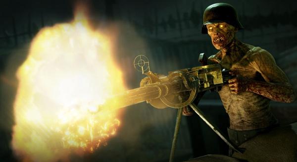 僵尸部队4:死亡战争截图2