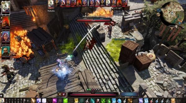 神界原罪2游戏截图