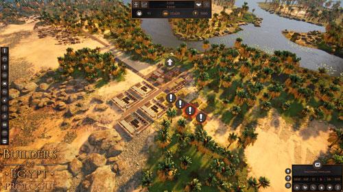 《埃及建设者:序章》游戏截图2