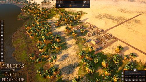 《埃及建设者:序章》游戏截图1