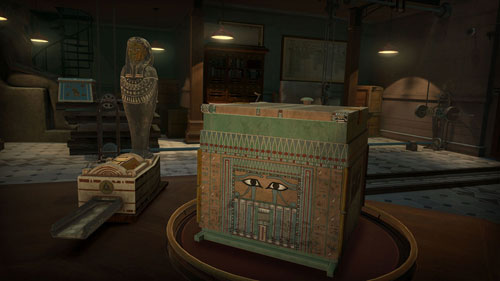 《未上锁的房间》游戏截图