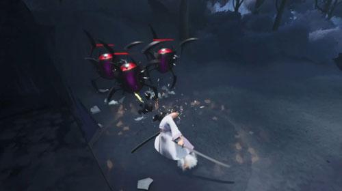 《武士杰克:时空之战》游戏截图