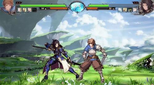 《碧蓝幻想Versus》游戏截图