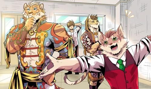 《家有大猫》游戏截图
