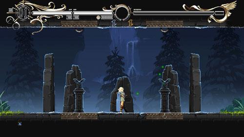 《蒂德莉特的奇境冒险》游戏截图2