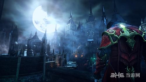 恶魔城暗影之王2游戏宣传图