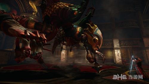 恶魔城暗影之王2游戏宣传图3