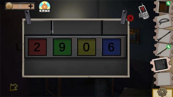 密室逃脱绝境系列11游乐园第二关攻略9