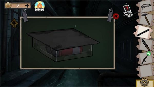 密室逃脱绝境系列11游乐园第三关攻略6
