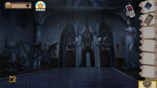 密室逃脱绝境系列11游乐园第五关攻略5