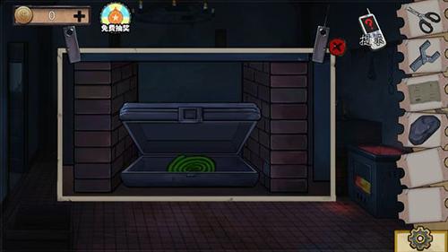 密室逃脱绝境系列11游乐园第七关怎么过1
