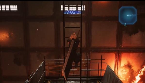 最终幻想7重制版游戏图片2