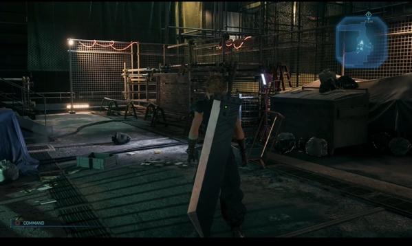 最终幻想7重制版游戏图片3