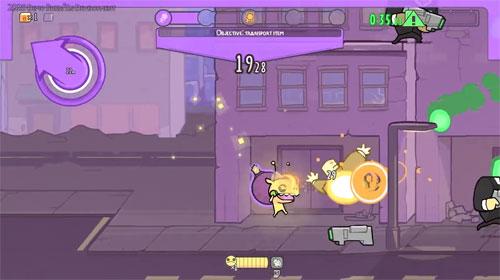《外星原人:入侵》游戏截图