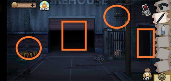 密室逃脱绝境系列11游乐园第八关图文通关攻略2