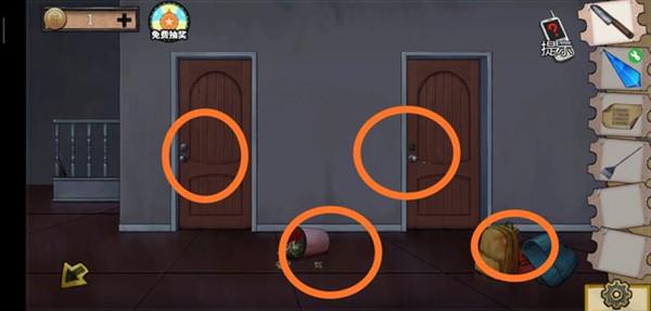 密室逃脱绝境系列11游乐园第十关2