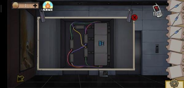 密室逃脱绝境系列11游乐园第十一关3