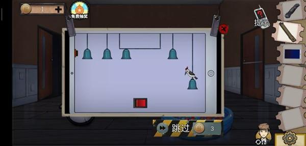密室逃脱绝境系列11游乐园第十一关17