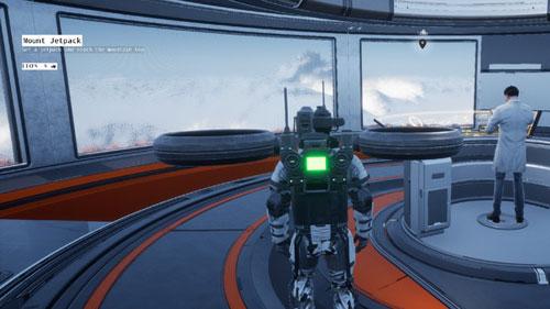 《步行模拟器》游戏截图1