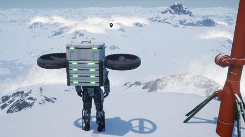 《步行模拟器》游戏截图3