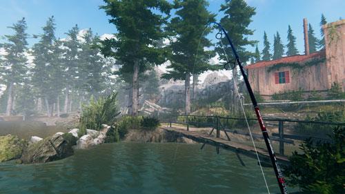 《终极钓鱼模拟器2》游戏截图