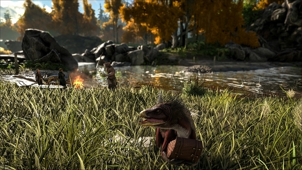 方舟生存进化游戏图片
