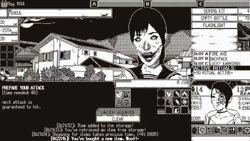 恐怖的世界游戏截图
