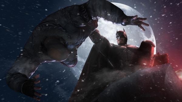 蝙蝠侠阿卡姆起源游戏图片3
