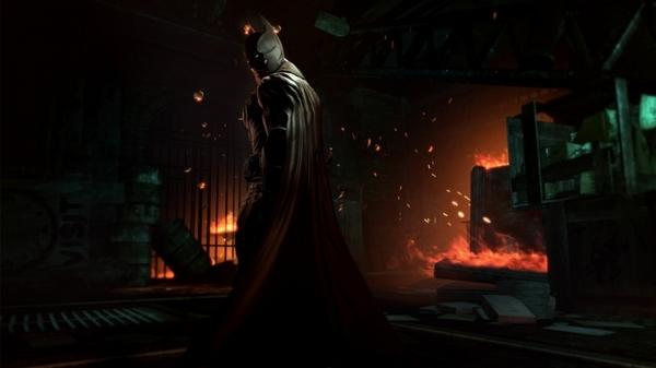 蝙蝠侠阿卡姆起源游戏图片4