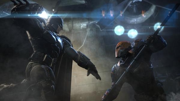 蝙蝠侠阿卡姆起源游戏图片6