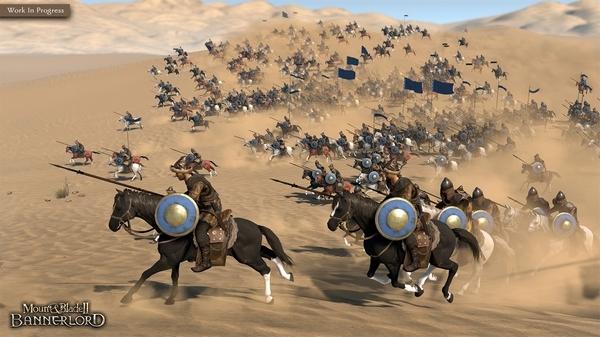 骑马与砍杀2游戏图片