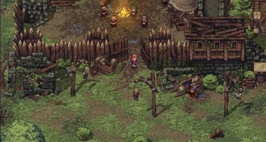 石质碎片游戏图片
