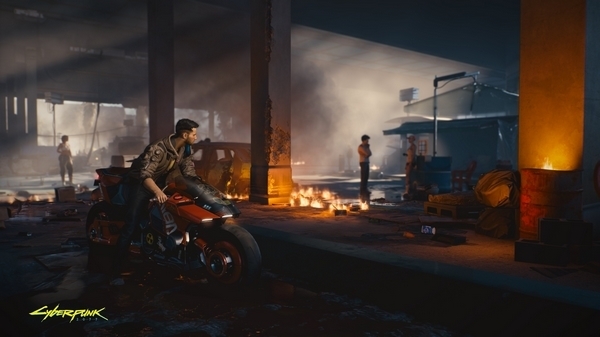 赛博朋克2077游戏图片1