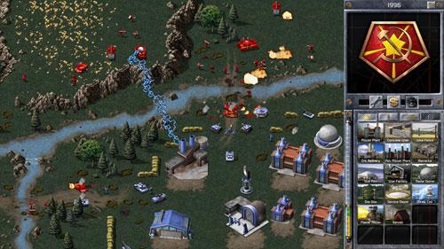 《命令与征服:重制版》游戏截图3