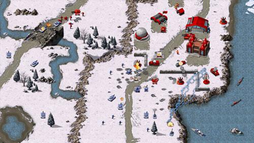 《命令与征服:重制版》游戏截图5