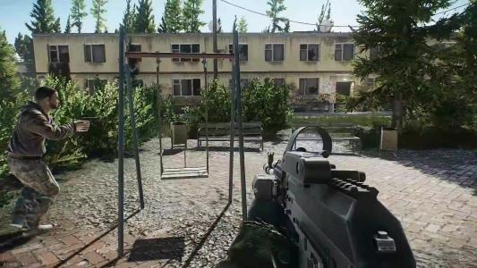 逃离塔科夫游戏图片1
