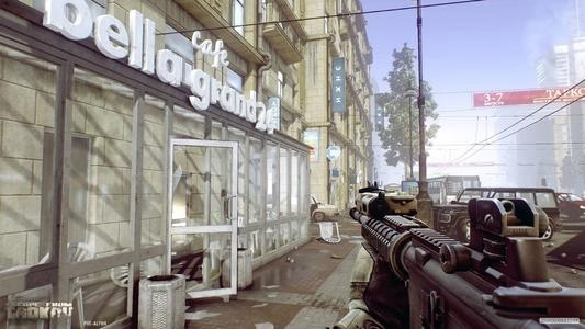 逃离塔科夫游戏图片