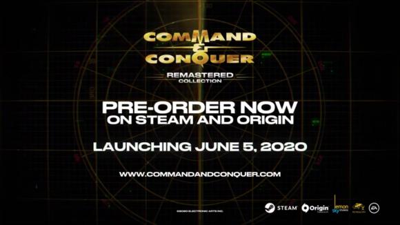 《命令与征服/红色警戒》4K重制版已开放预购