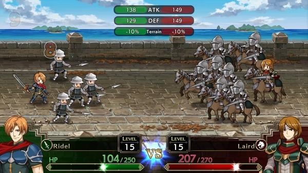 梦幻模拟战重制版游戏图片2