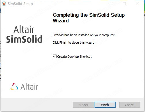 Altair SimSolid图片8