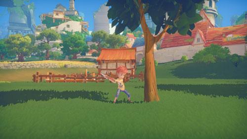 《波西亚时光》游戏截图