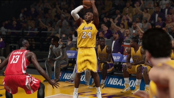 NBA2K20游��D片2