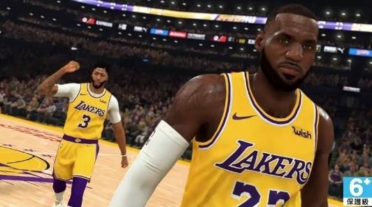 NBA2K20游��D片3