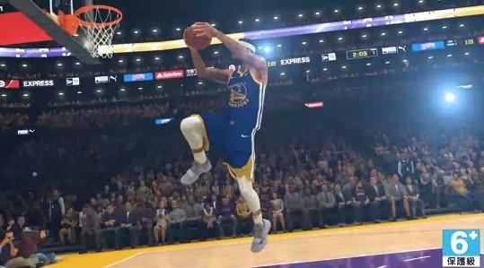 NBA2K20游��D片4
