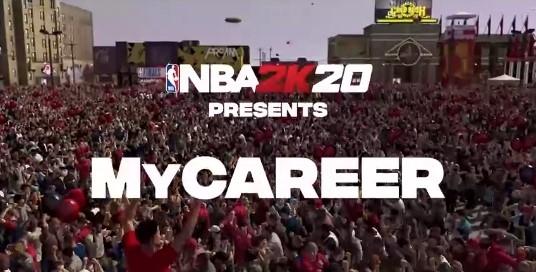 NBA2K20游��D片5