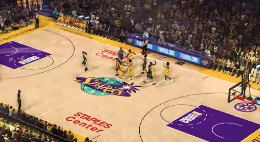 NBA2K20游(you)��D片6