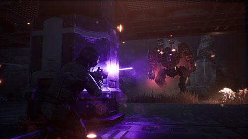 《终结者:反抗军》游戏截图
